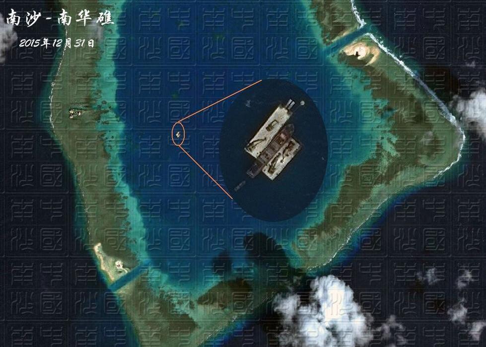 岛礁建设并非看起来这么简单,是个十分复杂的综合工程,考验一个国家的