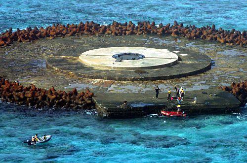 日媒:日本将重建冲之鸟礁观测基地监控中国船只