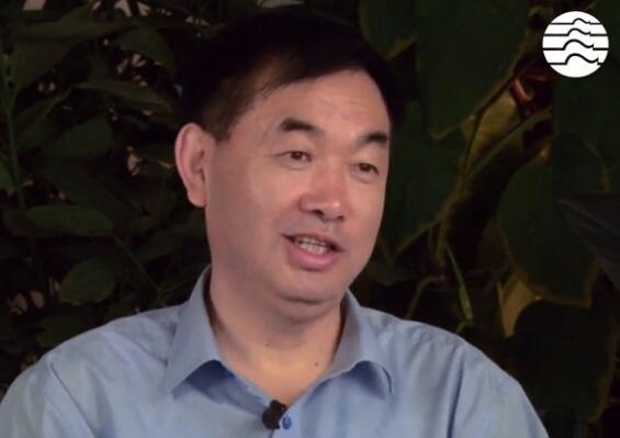 专访青岛明月海藻集团董事长张国防
