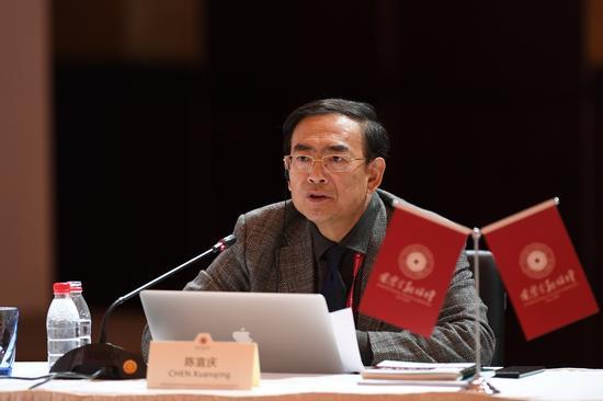 陳宣慶談灣區建設:設立中央政府領導牽頭的協調機制