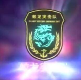 超燃! 他们是《红海行动》原型 揭秘中国海军蛟龙突击队