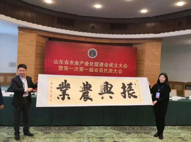 山东省农业产业促进会成立,齐鲁乡村振兴再添新引擎
