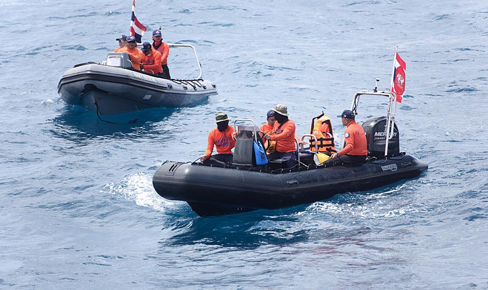 普吉游船翻沉事故致47人遇难 遗体已全部找到