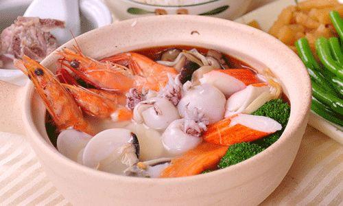 什锦海鲜,不一样的清香美味~