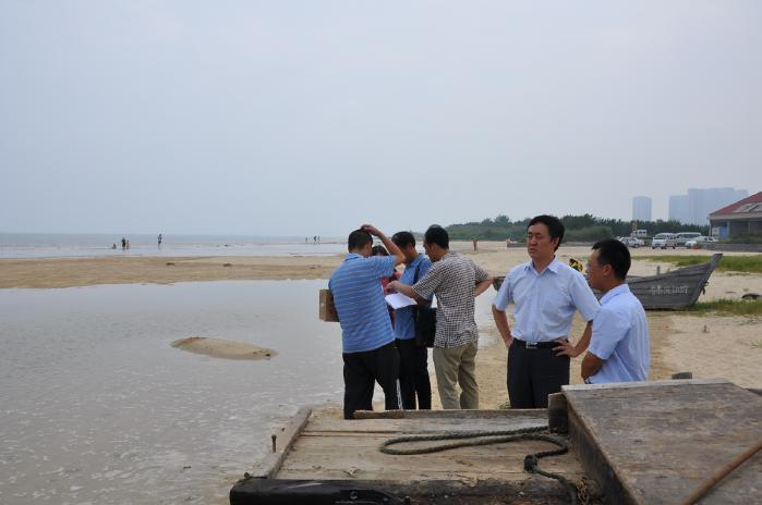 烟台市海洋与渔业局组织开展全市渔业安全生产督查