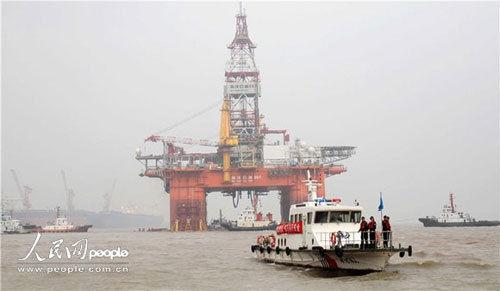 海洋石油981