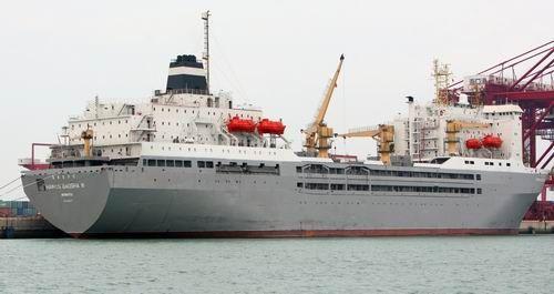 """""""渔业航母""""宝沙001将赴南海扩宽外海资源开发"""