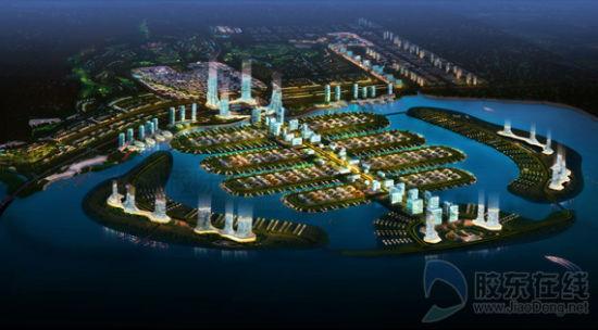 海阳丁字湾用海规划获国家批复总投资过千亿元