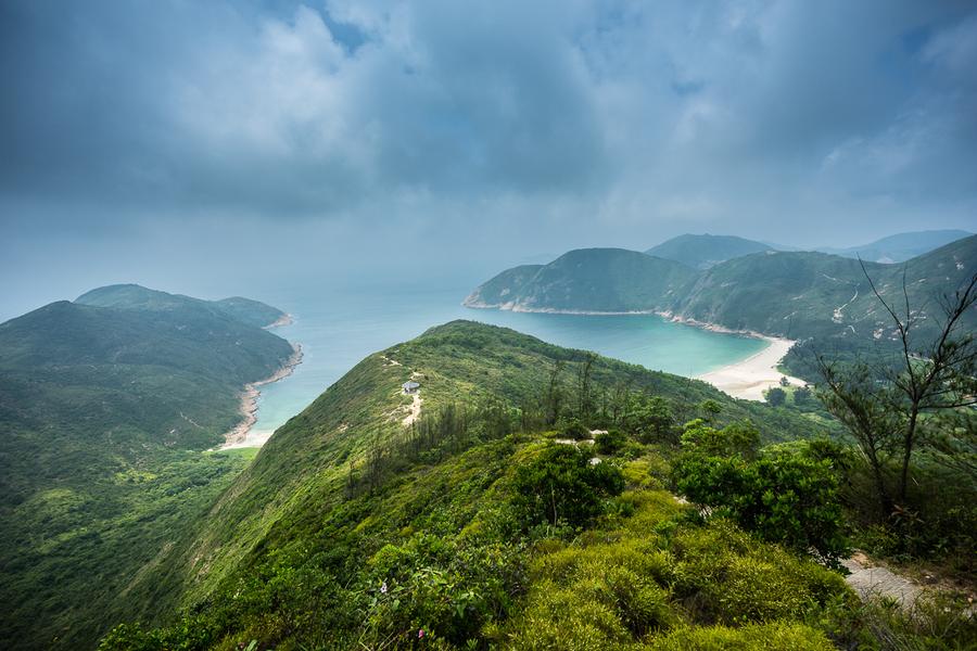 香港最美的十大海滩你去过未?