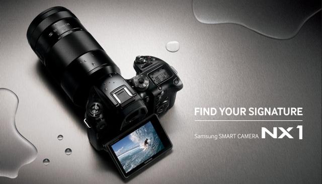 三星在香港 欧洲和澳大利亚停售NX1相机