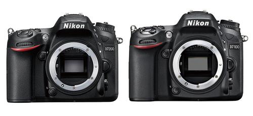四种配置 尼康D7200新单反确认本土发售图片