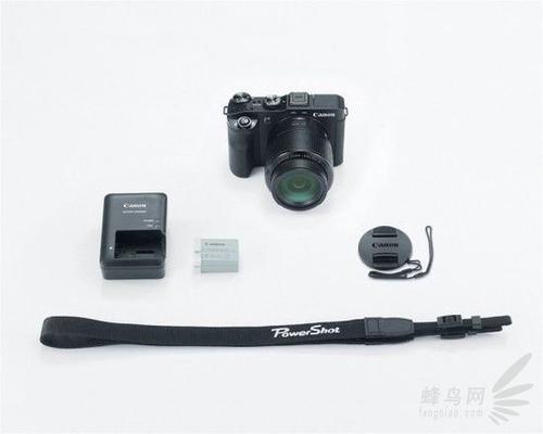佳能PowerShot G3 X数码相机-高配长焦专业DC 佳能G3X香港售价公布