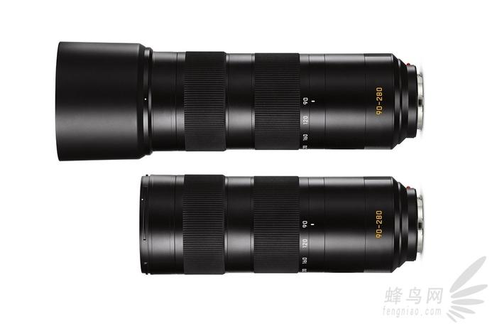 重量级远射变焦 徕卡90-280将于本月上市