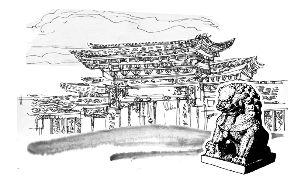 海窟女龙王(图)