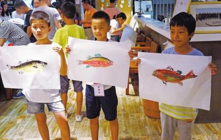 东海之滨有个渔文化村