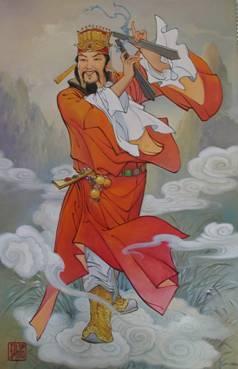 海洋文化 八仙曹国舅:北宋第一良将之孙,隐居升天只因弟弟不争气?