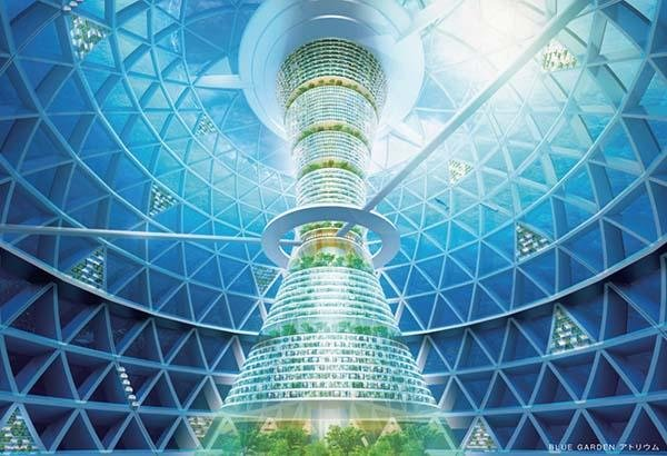 日本建設公司計劃2030年建成移動海底城市
