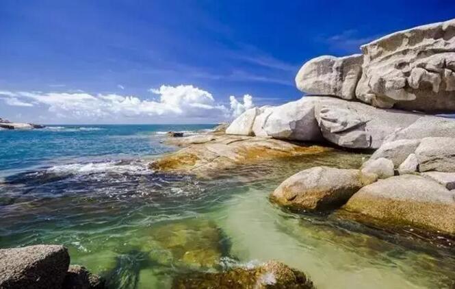 国家级海洋公园名单