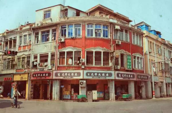 This piece of diffuse fishy smell of the noise of the district is the Xiamen people most local landmark memory
